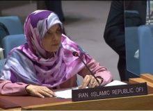 معاون نماینده ایران در سازمان ملل بر رفع تحریم ها علیه سوریه تاکید کرد