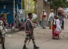 تسلط شبه نظامیان تیگرای بر شهری در شمال اتیوپی