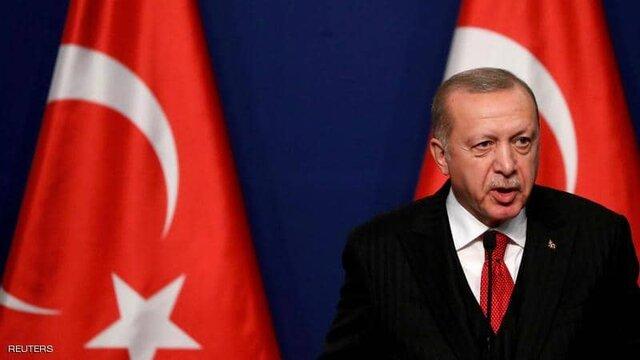 تیشه اردوغان به ریشه لیر!