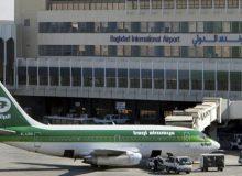 سه تلاش برای هدف گیری فرودگاه بغداد خنثی شد