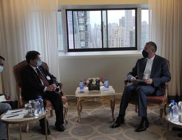 تاکید وزیران خارجه ایران و نیکاراگوئه بر برگزاری کمیسیون مشترک اقتصادی