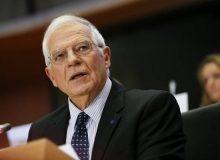 تعلیق تحریمهای اتحادیه اروپا علیه لبنان/آمادگی مشروط اروپا برای کمک به لبنان