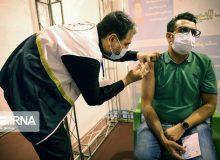 پوشش واکسیناسیون دُز اول در چهارمحال و بختیاری به ۴۳.۸ درصد رسید