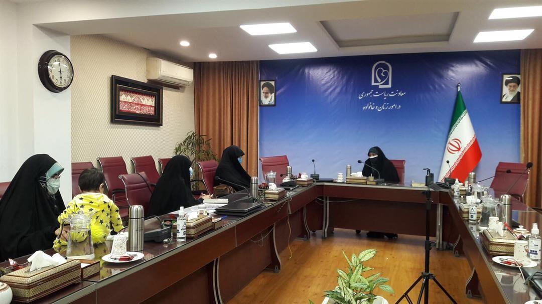 آغاز به کار چهار کارگروه تخصصی در معاونت امور زنان ریاست جمهوری
