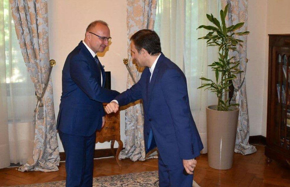 ایران و کرواسی روابط دوجانبه، منطقه ای و بین المللی را بررسی کردند