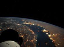 جدیدترین تصویر خلیج «بازتاب خبر» از منظر ایستگاه فضایی بینالمللی
