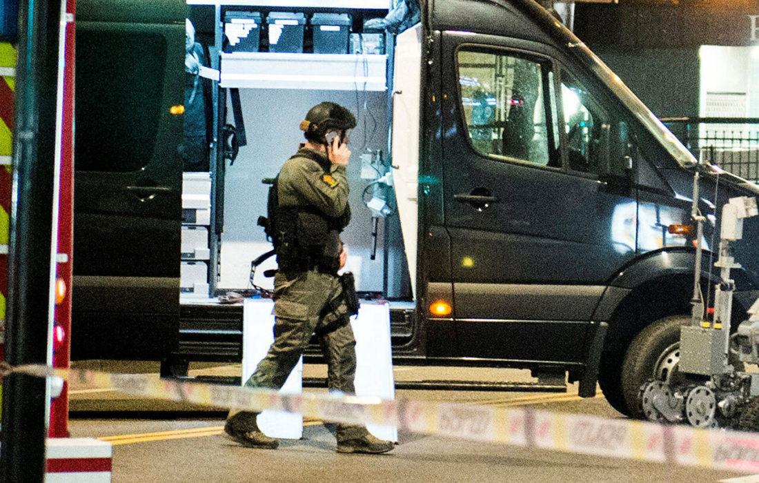 چند نفر در حمله یک فرد مسلح در نروژ کشته و زخمی شدند