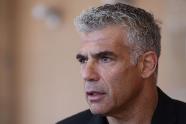 یائیر لاپید: اسرائیل به دنبال گسترش توافق ابراهیم است